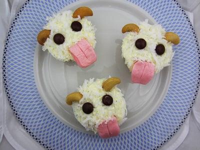 Enjoy Your Poro Cupcakes!