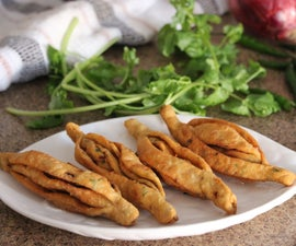 Savoury Kordoi (a Snack Recipe From North Eastern India)