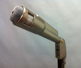 Repairing a Vintage Electrovoice 664 Microphone