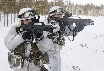 Find a Good Spot to Airsoft