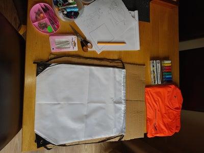 Educational Volunteering Backpack