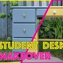 Student Desk Makeover