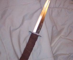 Reworked Kitchen Knife