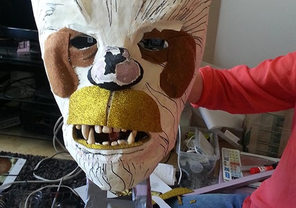 Face Shaping and De-clowning the Wookie