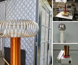 ELECTRONICS - Tesla (Coils & Others)
