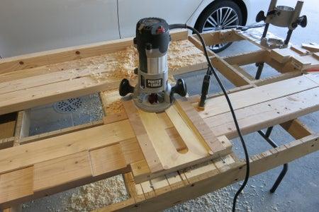 Make Some Sawdust!