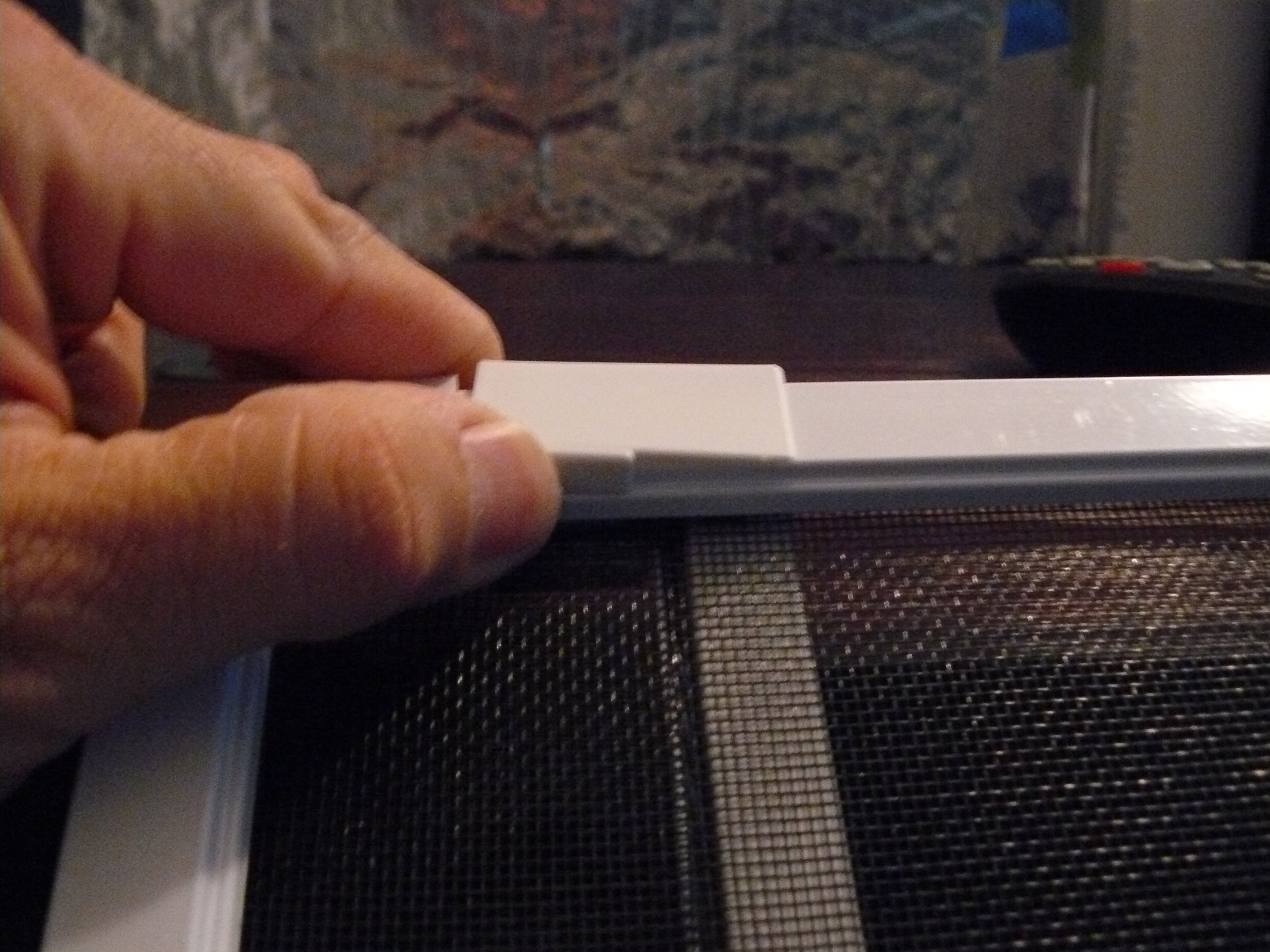 Picture of Disassemble the Sliding Screens