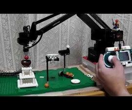 Arduino Esplora Controls UArm SwiftPro