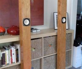 Tall, narrow speakers (zigmahornet)