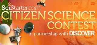 SciStarter Citizen Science Contest