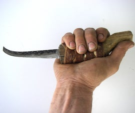 Crooked Knife