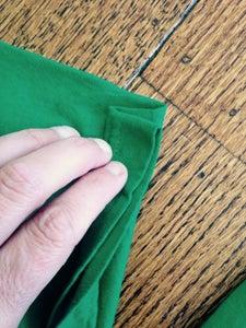 Shortening the Sleeve...