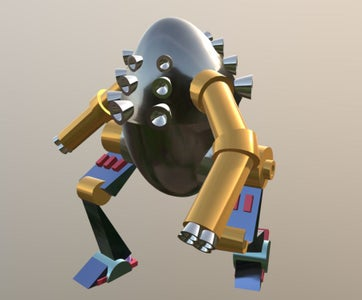Tinkercad Animation and Render (free)
