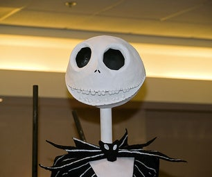 Jack Skellington Puppet/Costume