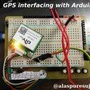 Connecting VK16E GPS With Arduino UNO