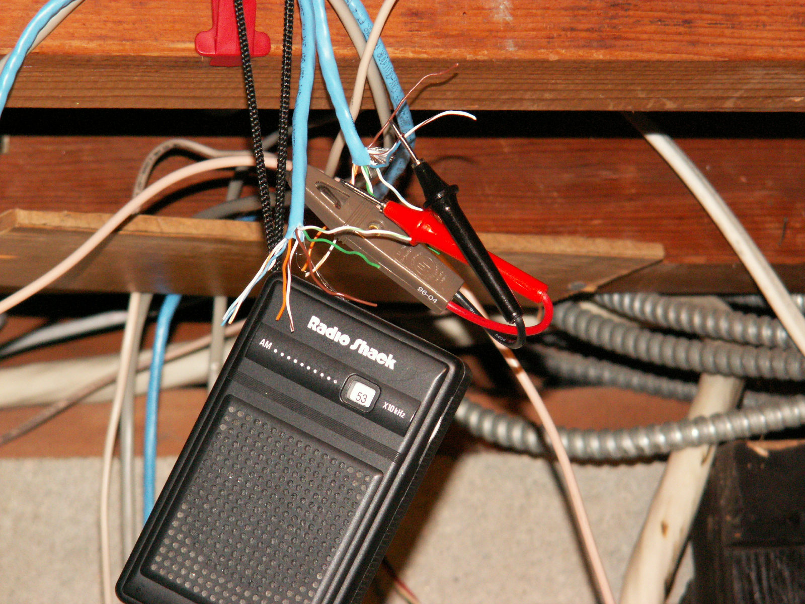 Picture of Find Your Wires