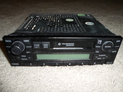 Auxiliary Port for Any Radio/Cassette Player (Monsoon From Jetta MK4)