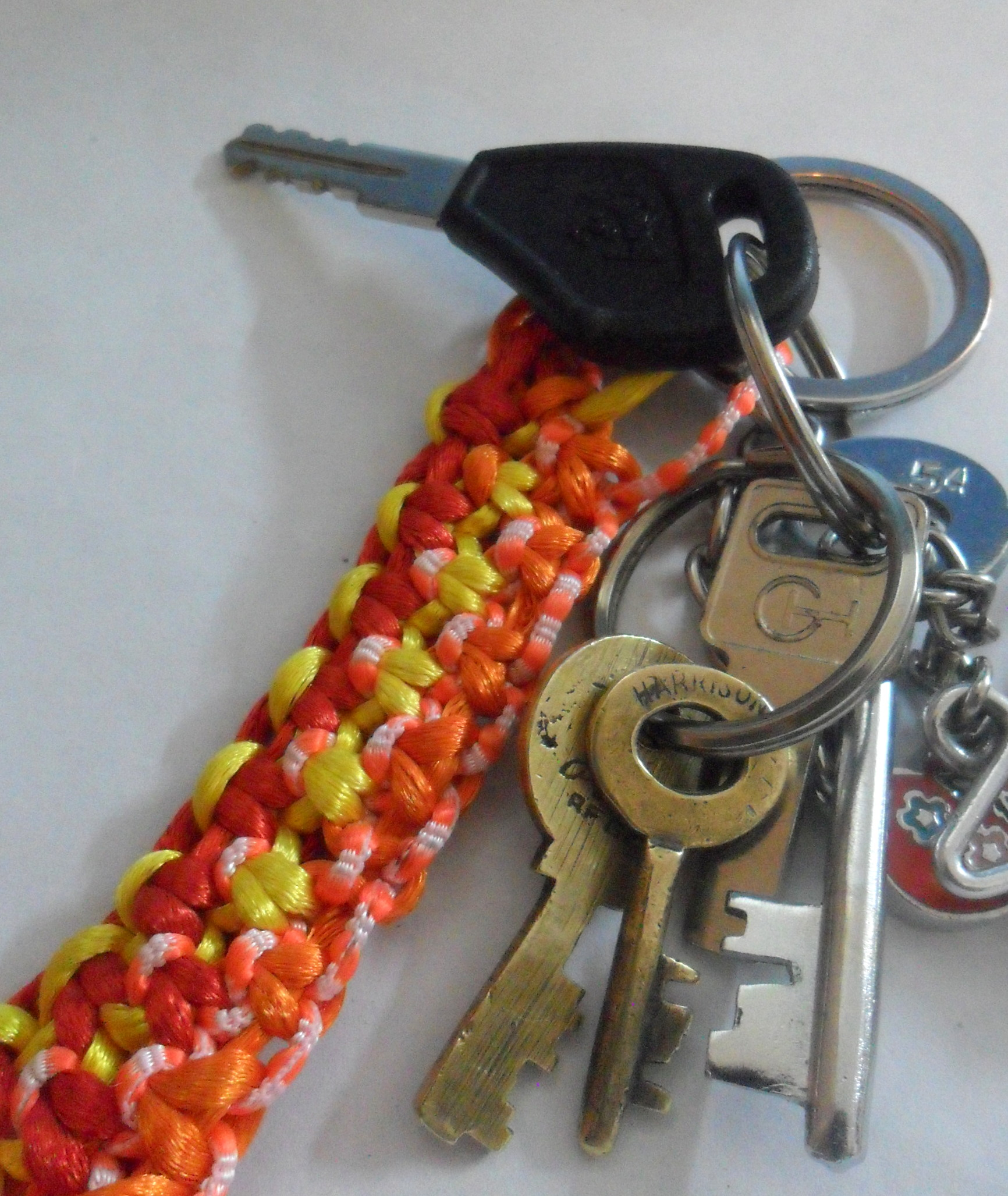 Picture of D.I.Y - Key Chains, Bracelets and Hangings