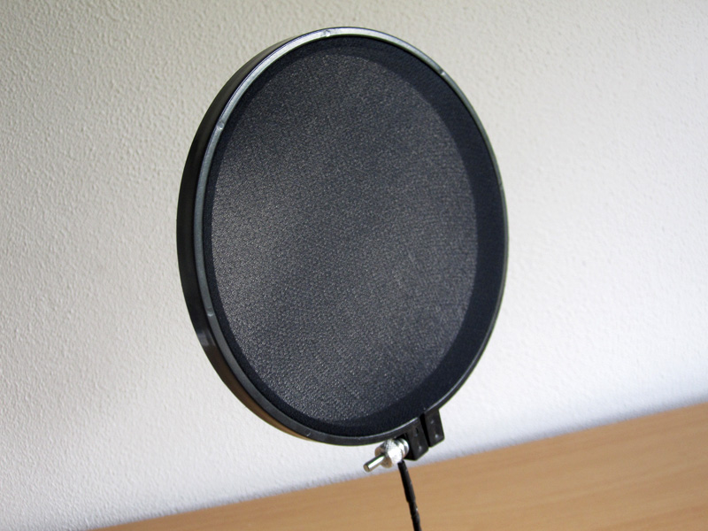 Picture of Microphone Pop Filter