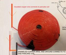 DIY Wireless Free Electricity Form Radio Waves in Kathmandu