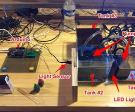 Arduino in the Classroom - a Simple Experiment in Measuring and Modeling Water Pollution