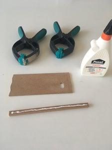 Glue MDF Sticks