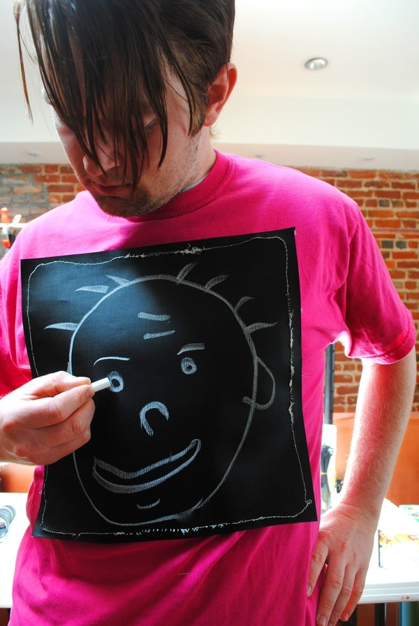 Chalkboard T-Shirt
