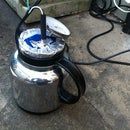 Low Power Solar Electric Kettle-Thermos