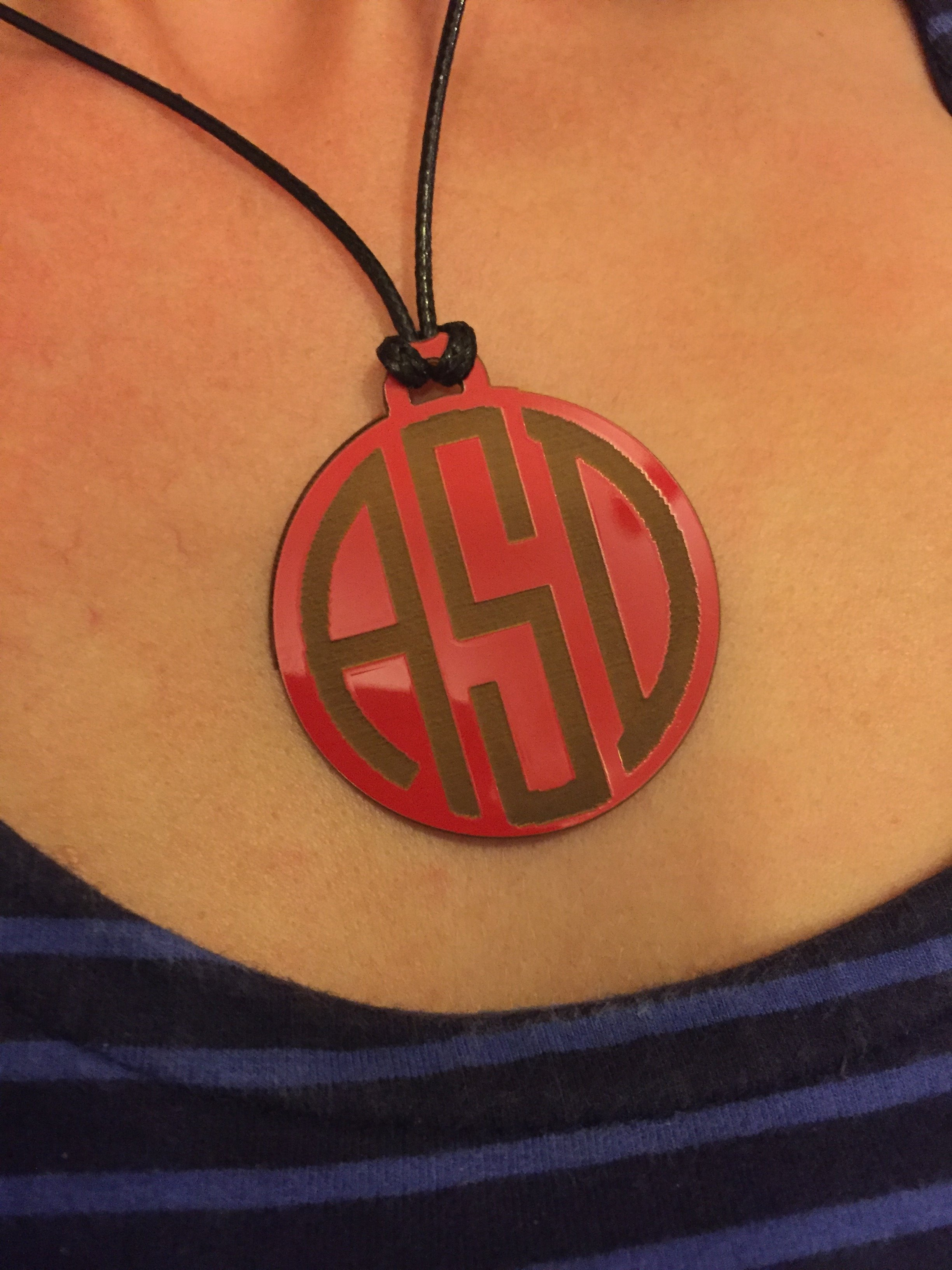 Picture of Laser Cut Necklace