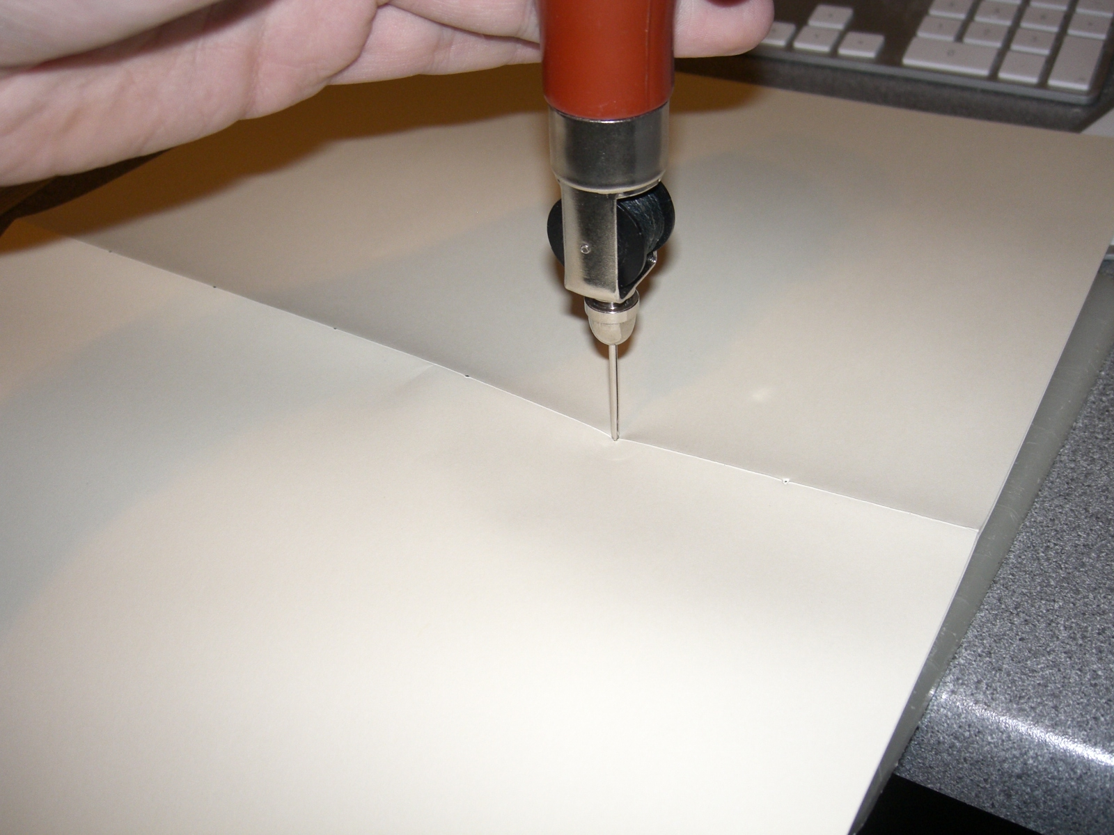 Picture of Hole Poking.