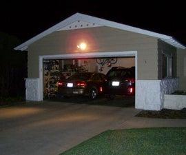 Garage Door Does Not Close