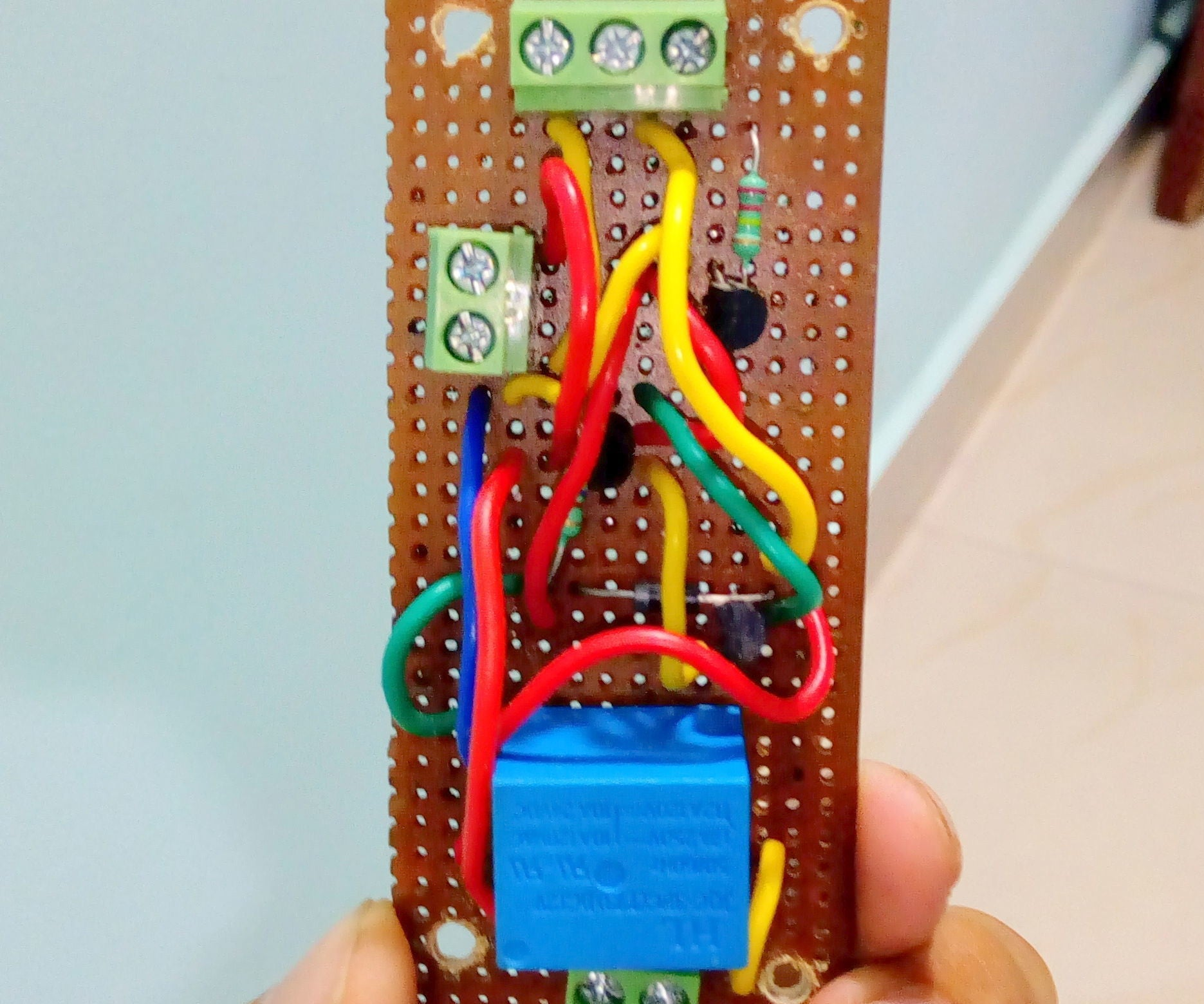 Automatic Water Level Controller Using Transistors Or 555 Timer Ic Threelevel Audio Power Indicator Electronics Circuits For You 5 Steps