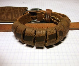 Jeans labels Into Bracelets And A Little More