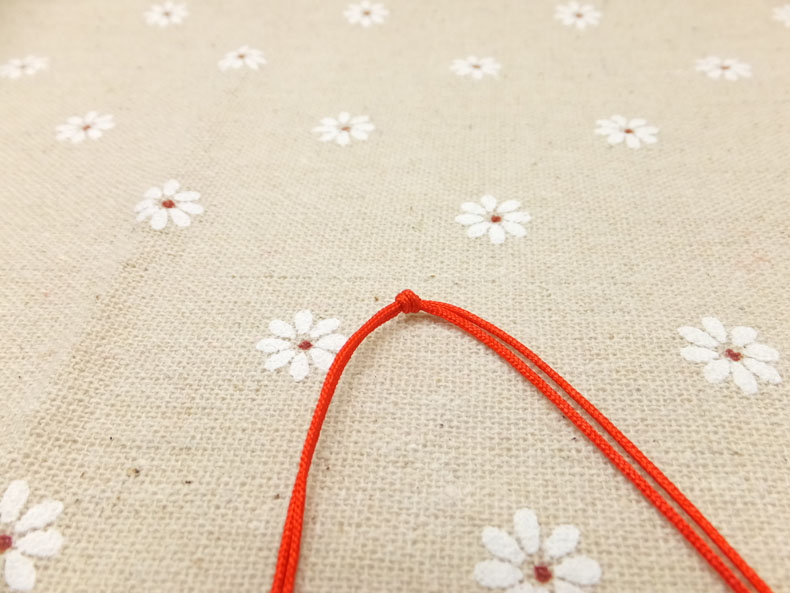 Picture of Cut Two Pieces of Cords That Are at Least 40 Inches (1 Meter) Long.