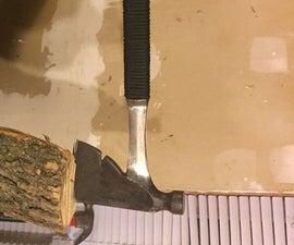 Restore an axe!