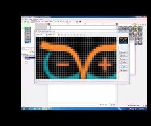 Arduino Uno: Bitmap Animation on ILI9341 TFT Touchscreen Display Shield With Visuino