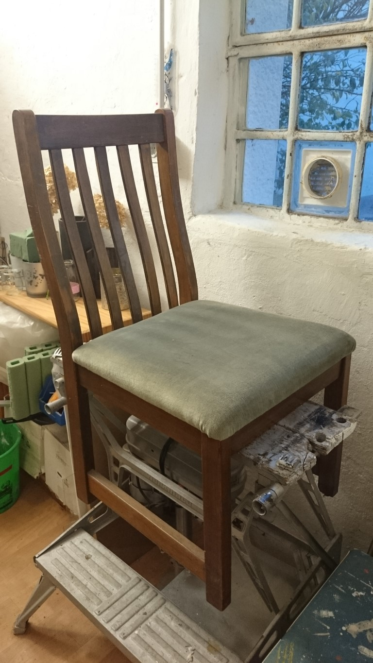 Picture of Chair Makeover