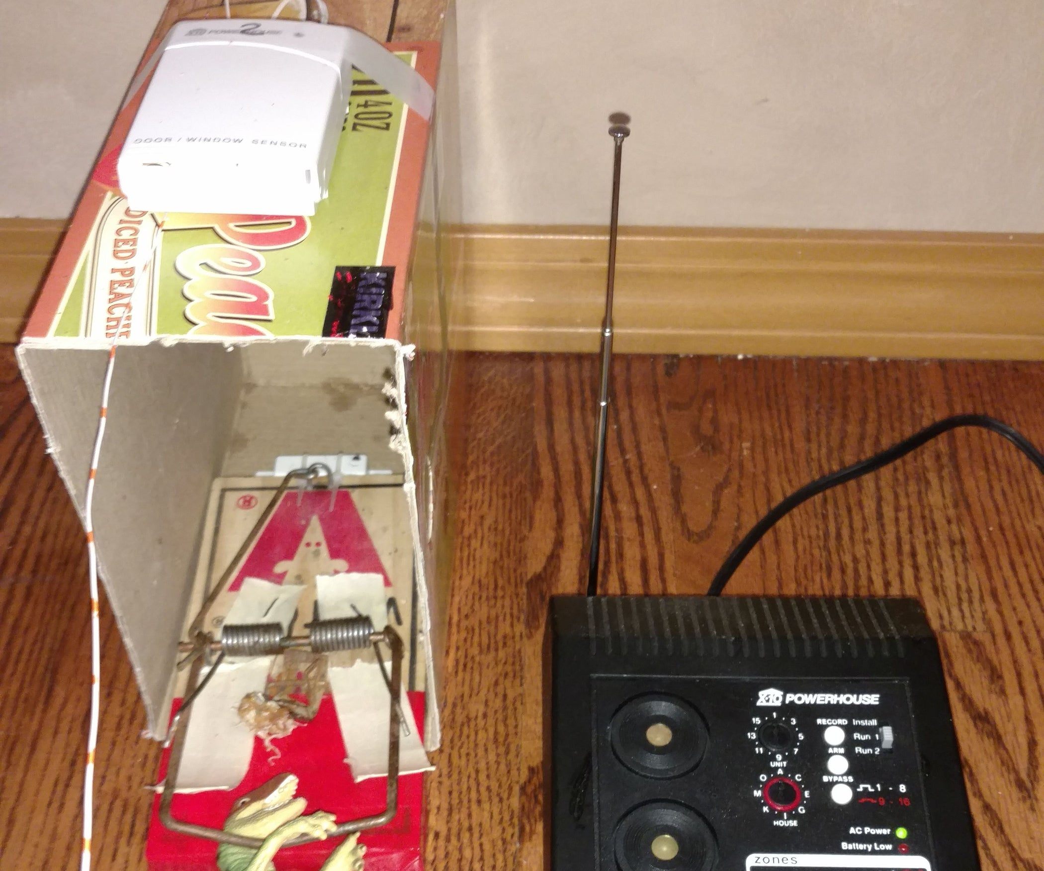 fdfbc4a2bc49 Rat Trap Mods: Catch Mice and Wireless Monitoring: 13 Steps (with ...