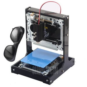 How to Setup and Use the NEJE DK-5 Pro-5 Laser Engraver/Cutter