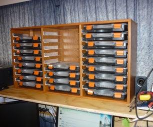 Electronics Components Storage
