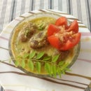 Coconut Kofta Curry