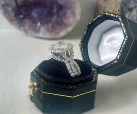 Create Your Own Engagement Ring and SAVE MONEY?