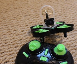 Ready to Fly? DIY Cheap FPV Mini Drone