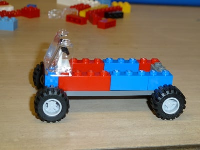 How to Create a Lego Convertible