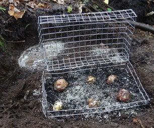 Gardener's Underground Bulb Cage