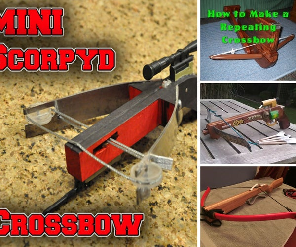 Crossbows and Bolts