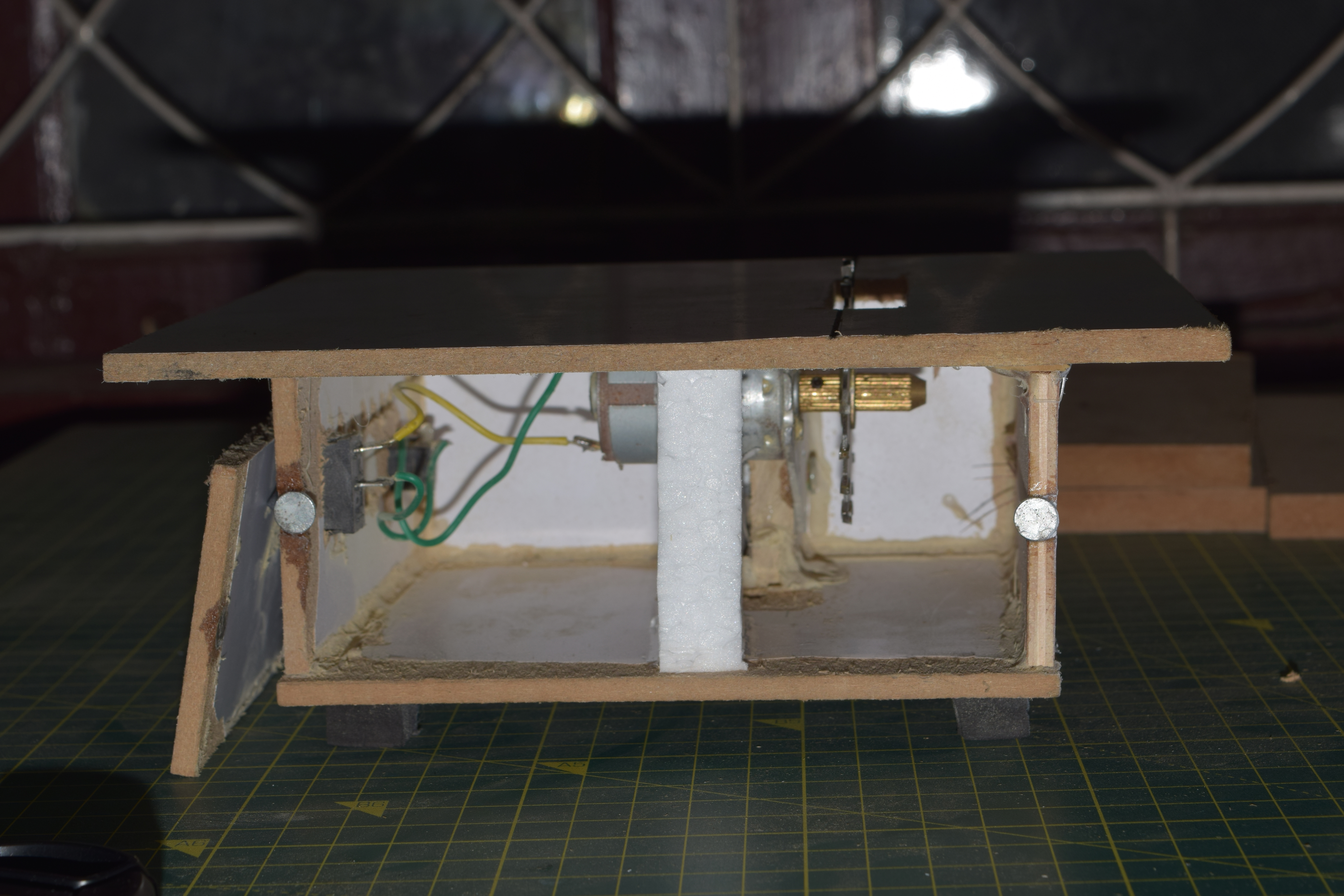 Picture of DIY PCB Cutter AKA Mini Table Saw