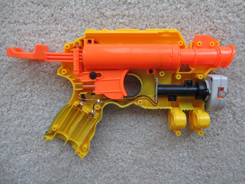 Picture of Understanding Spring Guns (Part 1)
