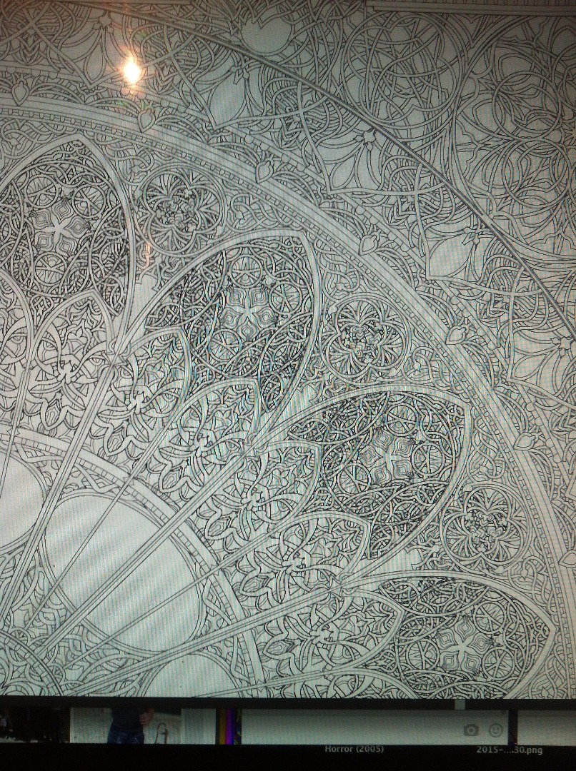 Picture of Drawing the Pattern