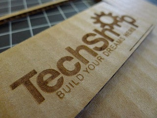 TechShop Laser Cutting